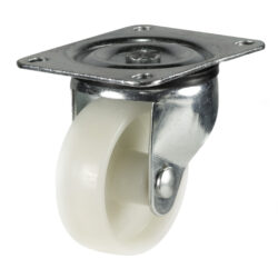 Light duty swivel castor nylon wheel