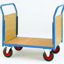 360 castors and wheels trolley truck