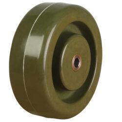 Green epoxy high temperature wheel